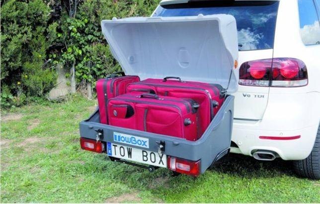 Towbox Caixa transportadora