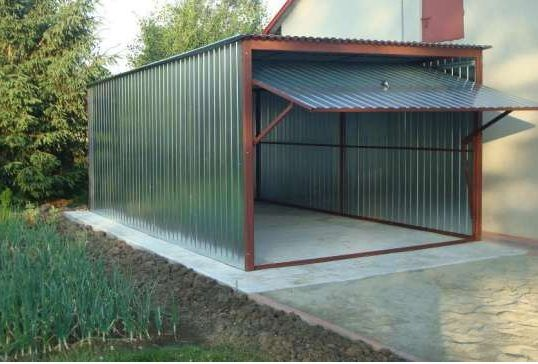Garaże blaszane, garaż blaszany 3x5 blaszak garaz metalowy Blaszaki