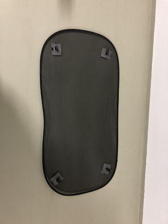 Protector solar vidro traseiro carro