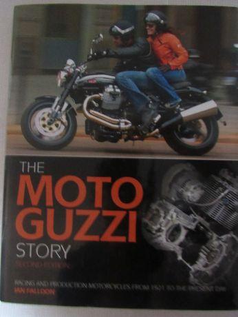 The Moto Guzzi Story.