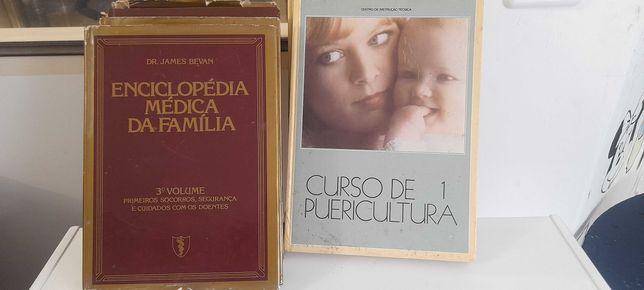 Enciclopédia Médica da Família + Curso de Puericultura