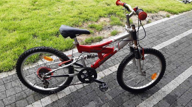 Rower 20 cali dziecięcy