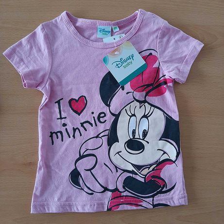 T-shirt Minnie 18 meses