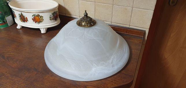 Lampa sufitowa żyrandol plafon klosz piękna do pokoju salonu