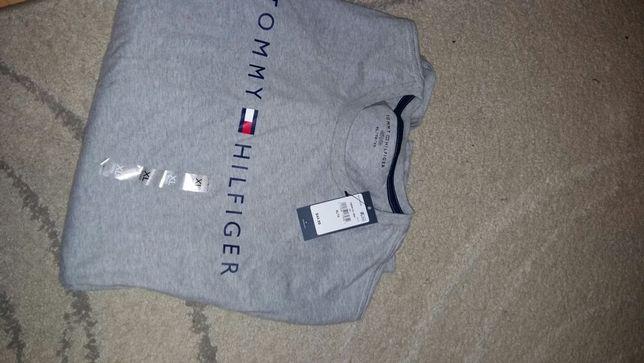 Bluza Tommy Hilfiger z długim rekawem