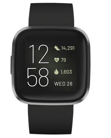 NOWY Smartwatch FITBIT Versa 2 Czarny