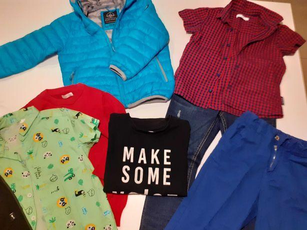 Kurtka, zestaw ubrań dla chłopca
