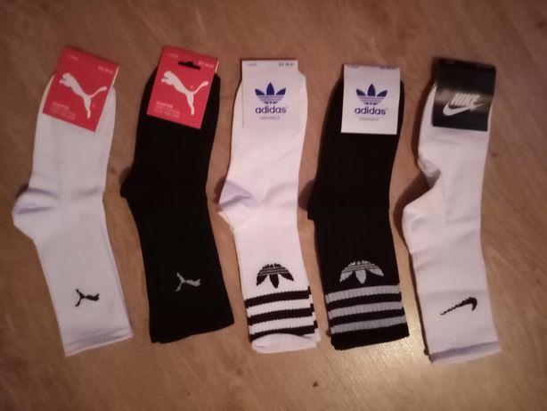Високі спортивні носки