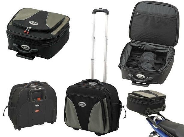 Givi Trolley bag, Top case cordura 58 lts