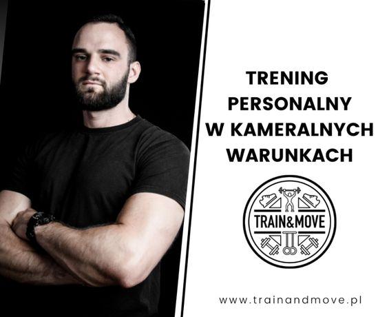 Trener Personalny - Alexander Adamczyk - Kraków Zabłocie/Podgórze