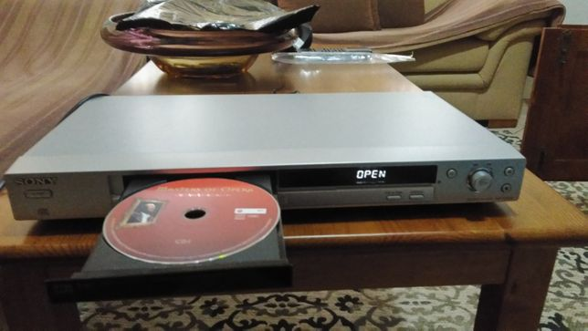 DVD - SONY (leitor)