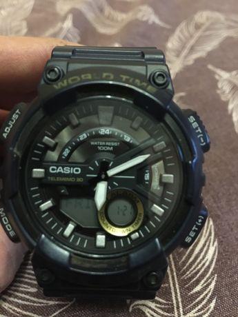 Часы casio aeq-110