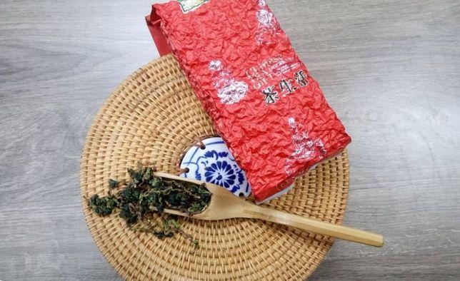 Чай улун Те Гуань Инь Нун Сян №1 (с маленьким черенком)