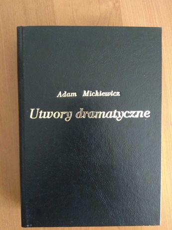 Utwory dramatyczne - Adam Mickiewicz