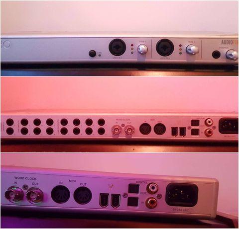 Echo AudioFire 8 mkII Firewire Audio Interface