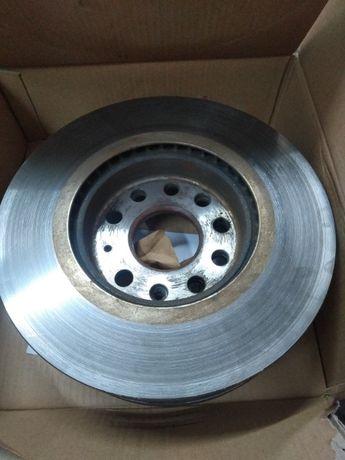 Передние тормозные диски 288*25 на VW, SKODA