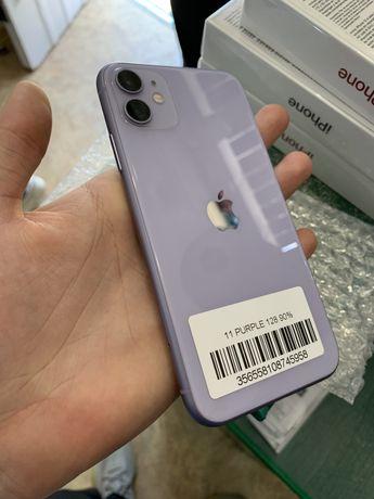 Продам Apple iPhone 11 128 gb Purple Neverlock в ідеалі