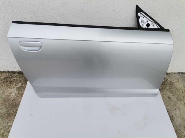 Drzwi Prawe Przód Przednie Audi A3 8P Cabrio kolor LX7W