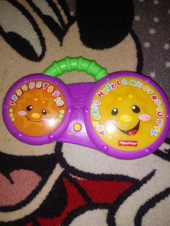 Wodny bębenek Kąpielowe bongosy