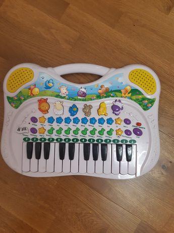 Пианино детское музыкальное