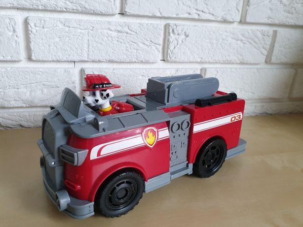 Straż pożarna / rozkładana Marshall z Psiego Patrolu