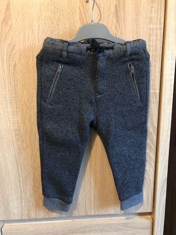 Spodnie ocieplane Zara 98