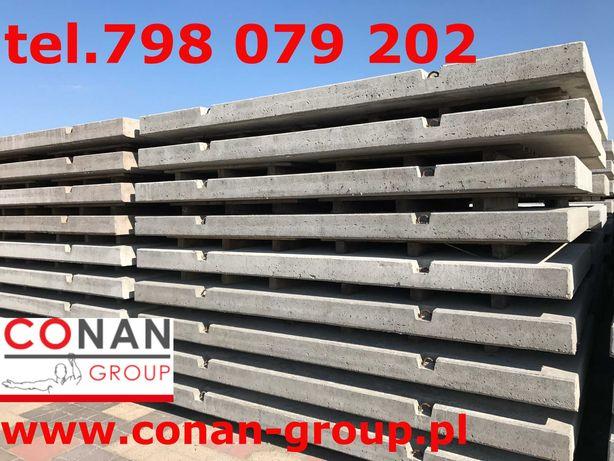 Płyty drogowe betonowe MON NOWE 300x150x15 cm