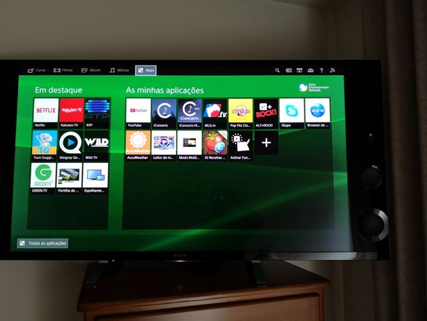 TV Sony X9 3D Digital TDT 4 K