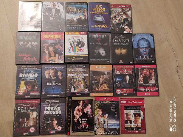 Filmy DVD/CD