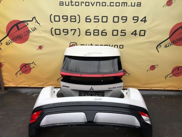 Mitsubishi Eclipse Cross Крышка багажника Ляда Бампер задний Еклипс кр