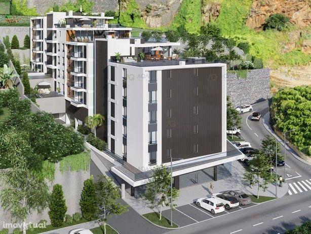 Apartamento T3 Novo Centro do Funchal (D) - 6º piso, Bloco B