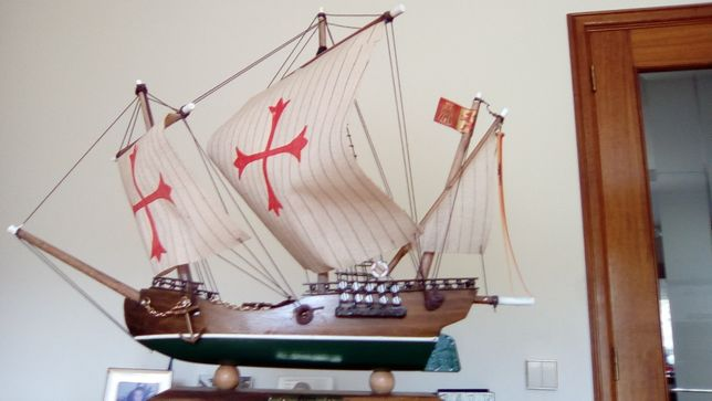 replica caravela nina 1492