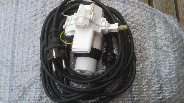 Włącznik myjka Karcher K2,K3,K4,K5 kompletny z przewodem zas. i kond.