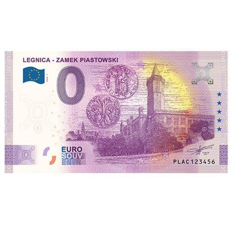 0 Euro Legnica - Zamek Piastowski