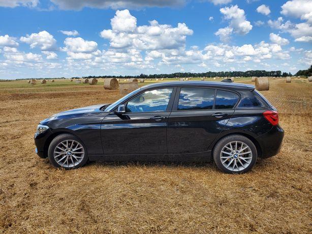 BMW 2016 116d efficientdynamics