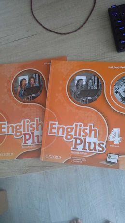English plus Oxford 3, 4,Francais