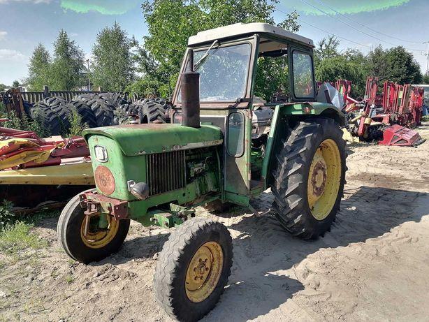 Ciągnik rolniczy John Deere 1120 50KM jak ursus C360 3p