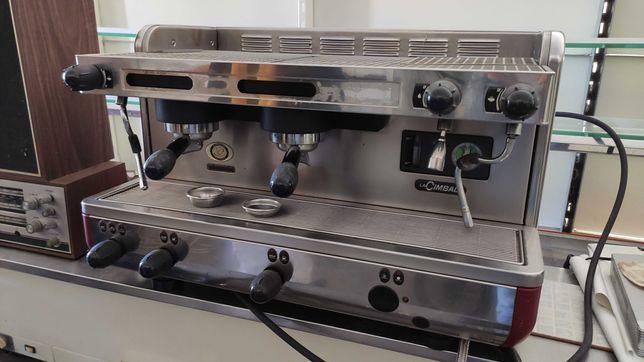 Máquina Café La Cimbali e moinho