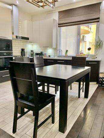 Стіл кухонний + 4 стільці