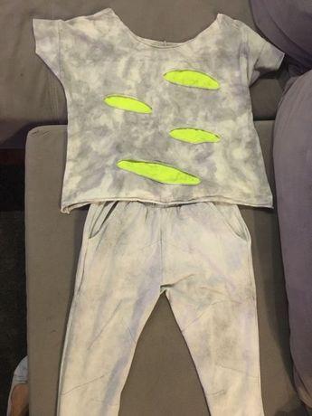 Spodnie+bluzka