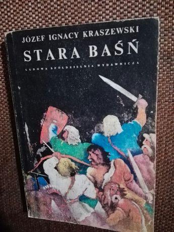 Józef Ignacy Kraszewski Stara Baśń widziana