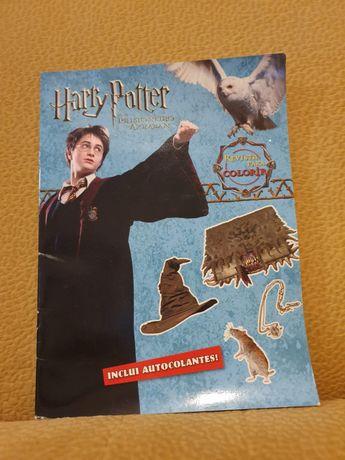 Revista para colorir Harry Potter Prisioneiro de Azkaban 2004