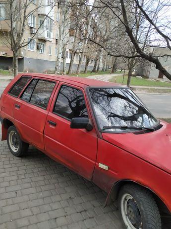 Продам ЗАЗ 1105 на газу в хорошем состоянии