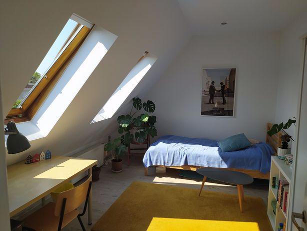 Urokliwy pokój dla studentki tuż przy UM z widokiem na zieleń