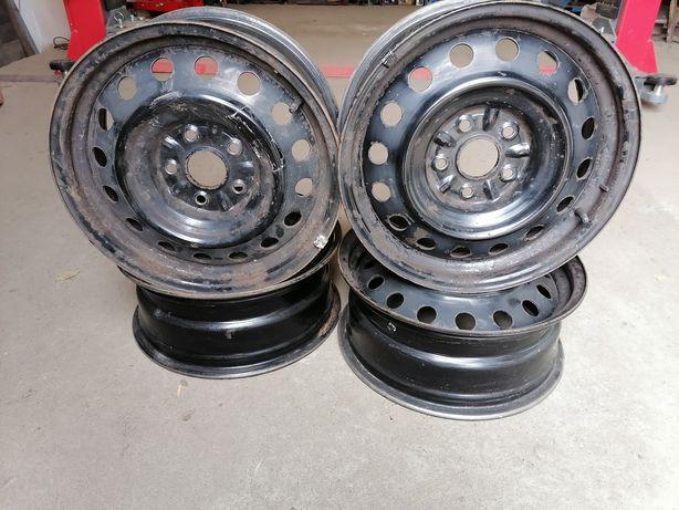 """Диски железные штампованные Toyota 6,5х16"""" 5*114.3 ET39"""