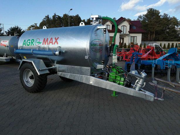 Wóz Asenizacyjny Beczkowóz Max 5000 1 S  Dostępna od ręki