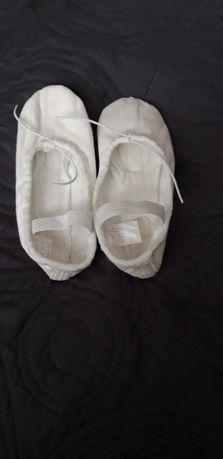 Baletki, buty do tańca