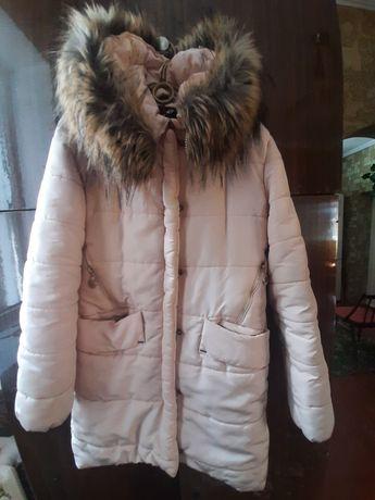 Куртка дитячя зимова