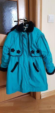 Продам пальтішко куртку пальто Outerstuff 6-7р,111-125,осінь-весна