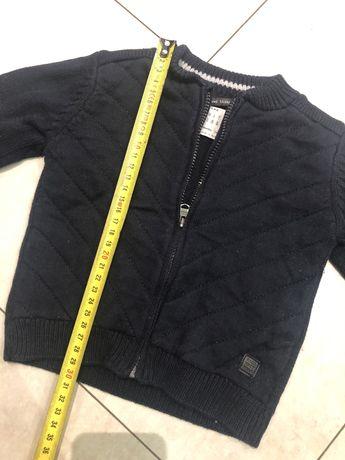 Sweterek dziecięcy ZARA BabyBoy r. 74